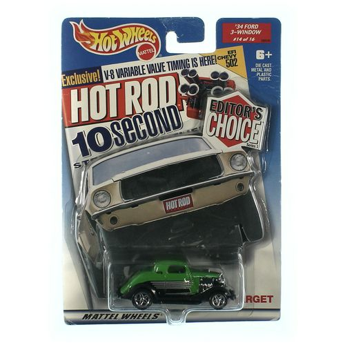 Mattel 1934 Ford 3-Window at up to 95% Off - Swap.com