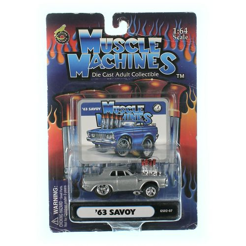 Muscle Machines 1963 Savoy at up to 95% Off - Swap.com