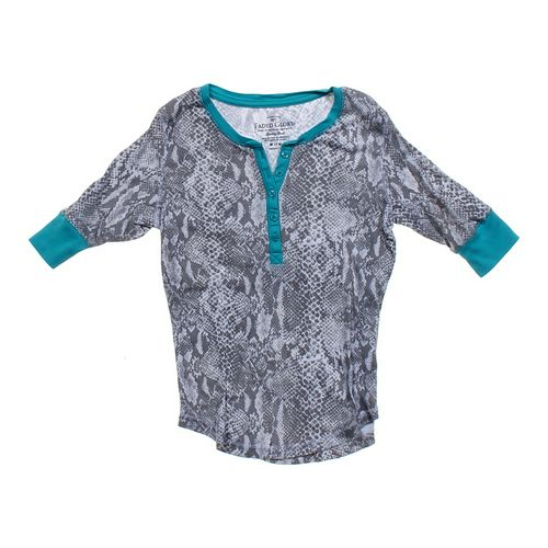 Faded Glory 3/4 Sleeve Shirt in size 7 at up to 95% Off - Swap.com
