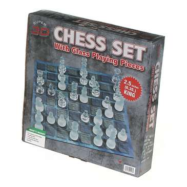 3D Chess Set for Sale on Swap.com
