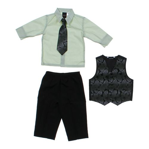 Retro 4-piece Suit Set in size 12 mo at up to 95% Off - Swap.com