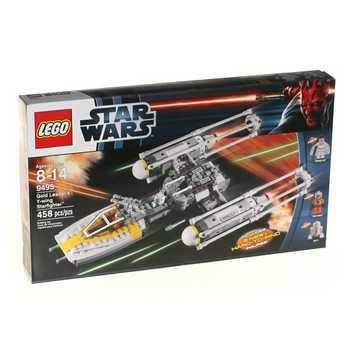 9495 Gold Leader's Y-wing Starfighter for Sale on Swap.com