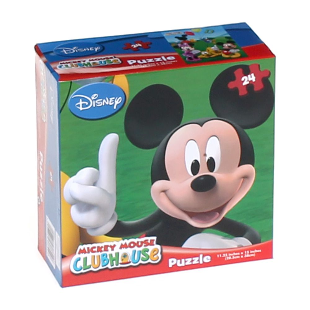 Cardinal Mickey Mouse Clubhouse Cube Puzzle Online