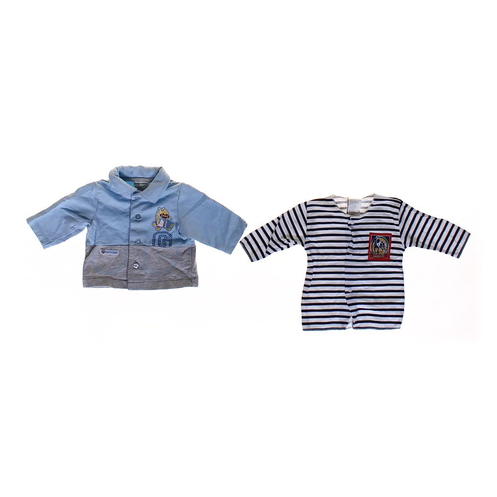 Kids' Energy Zone Athletic Shirt - Online Consignment