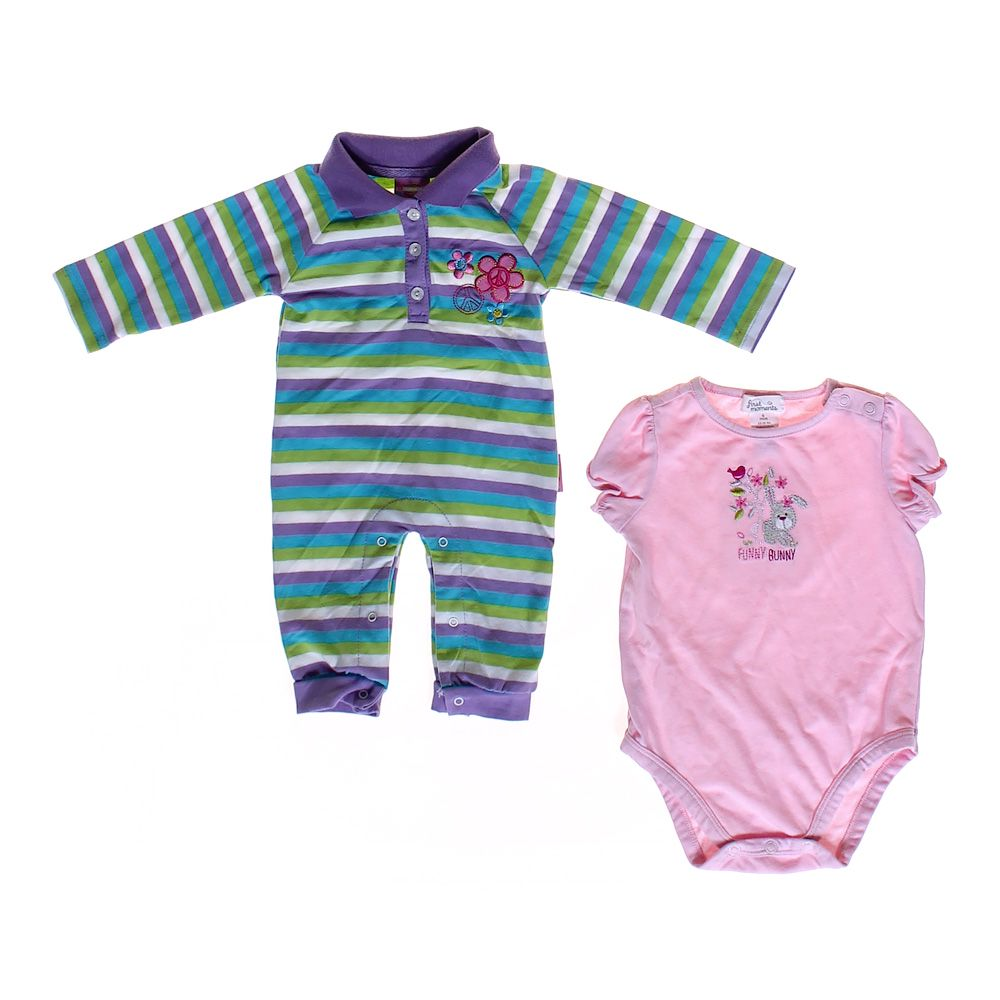 Sweet & Soft Adorable Infant Set