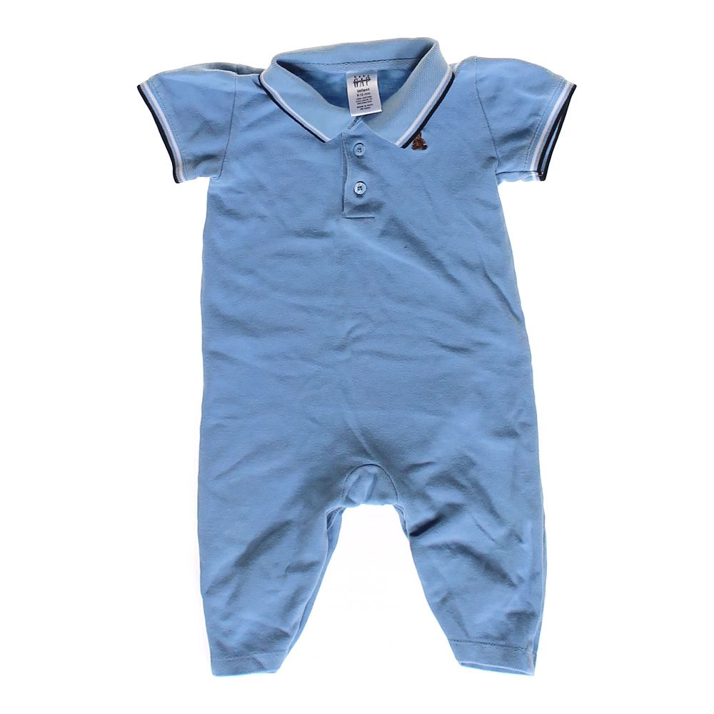 Baby Gap Shortie Romper - Blue denim, shirt collar, Conina Cotton Letter Print Newborn Infant Baby Girl Boy Romper Bodysuit Jumpsuit Outfits Sunsuit Clothes. by Conina. $ $ 0 4 out of 5 stars 2. Promotion Available; See Details. Promotion Available and 1 more promotion. Product Features.