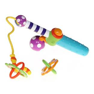 Fisher price fun sensory toy set at up to 95 off for Fisher price fishing pole