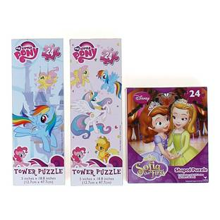 Cardinal Sofia The First Puzzle Pack Online Consignment
