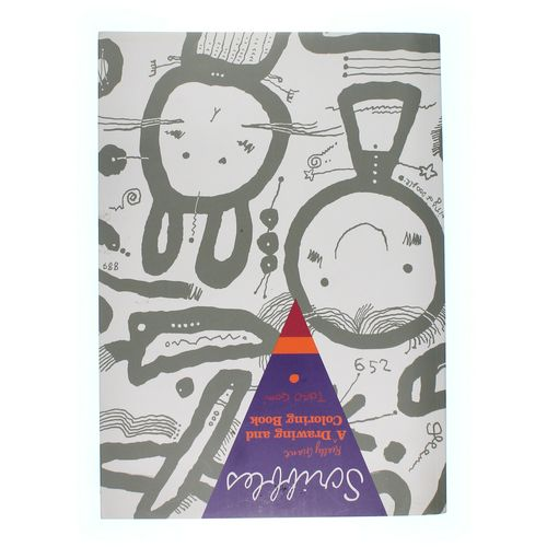 Chronicle Books A Really Giant Drawing And Coloring Book at up to 95% Off - Swap.com