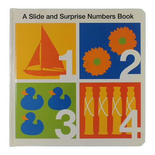 A Slide and Surprise Numbers Book at up to 95% Off - Swap.com