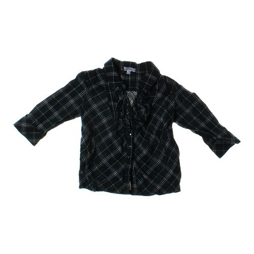 Petit Joie Accented Button-Up Shirt in size 6 at up to 95% Off - Swap.com
