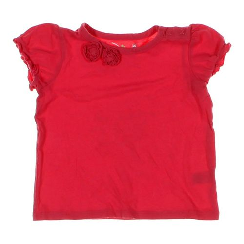 Jumping Beans Accented Shirt in size 12 mo at up to 95% Off - Swap.com
