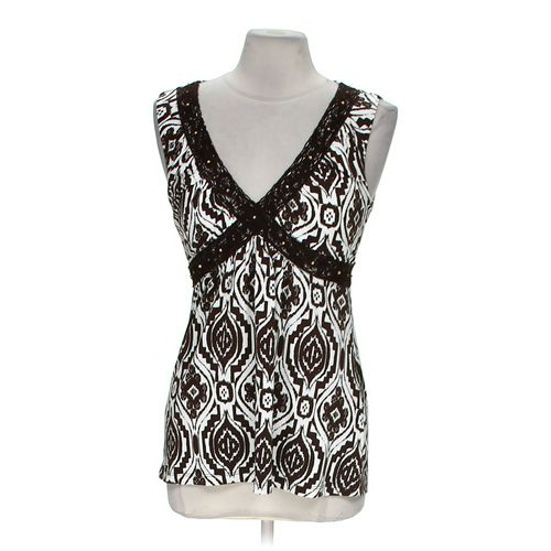 Accented Tank in size M at up to 95% Off - Swap.com