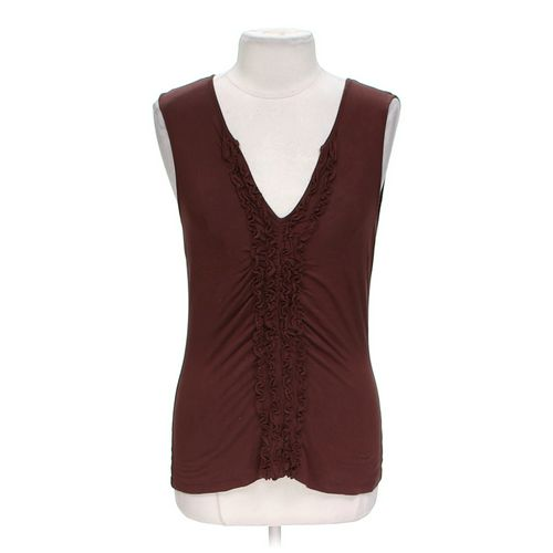 Cable & Gauge Accented Tank Top in size L at up to 95% Off - Swap.com