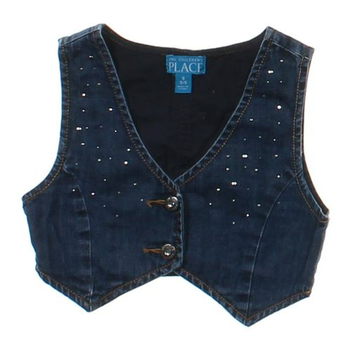 The Children's Place Accented Vest in size 5/5T at up to 95% Off - Swap.com