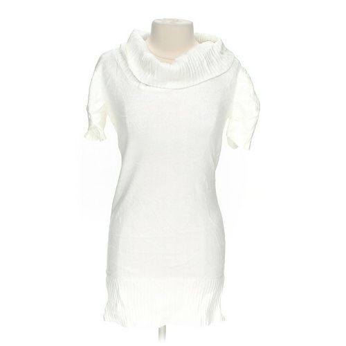 B•WEAR CALIFORNIA Acrylic Cowl Neck Dress in size L at up to 95% Off - Swap.com