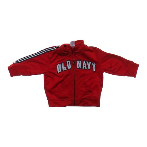 Old Navy Active Logo Jacket in size 6 mo at up to 95% Off - Swap.com