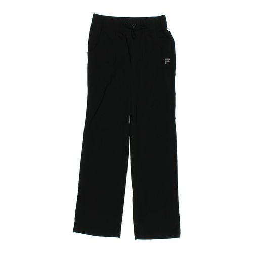 FILA Active Pants in size JR 3 at up to 95% Off - Swap.com