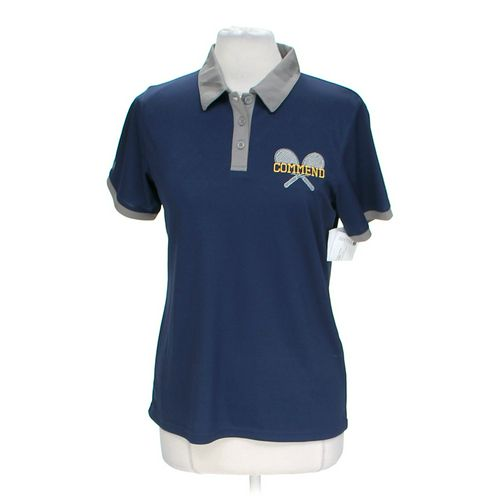 Holloway Sportswear Active Polo Shirt in size M at up to 95% Off - Swap.com