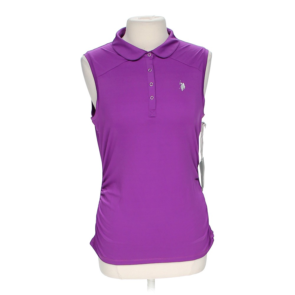 U s polo assn active polo shirt online consignment for Us polo shirts offers