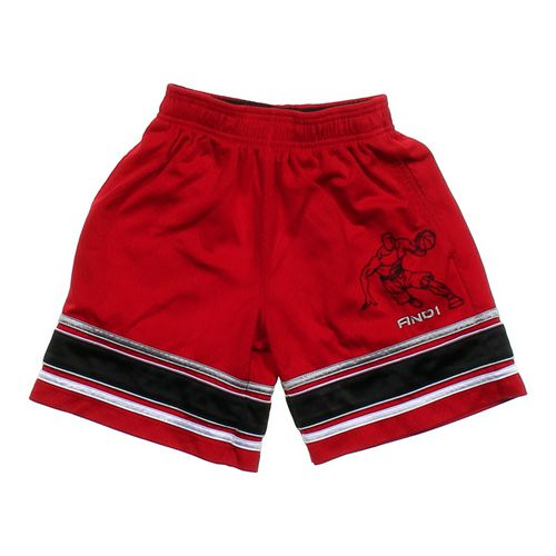 And1 Active Shorts in size 6 at up to 95% Off - Swap.com