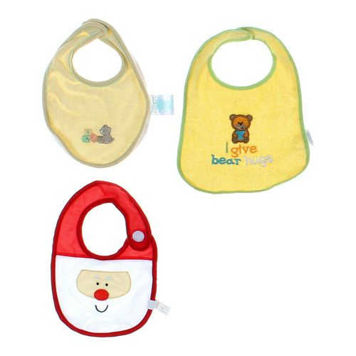 Baby Connection Adorable Bib Set in size One Size at up to 95% Off - Swap.com