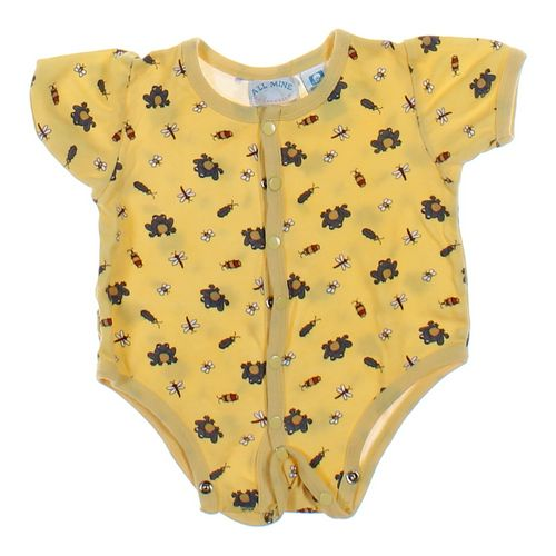 All Mine Collection Adorable Bodysuit in size 3 mo at up to 95% Off - Swap.com