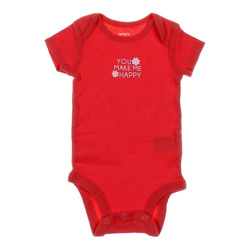 Carter's Adorable Bodysuit in size 3 mo at up to 95% Off - Swap.com