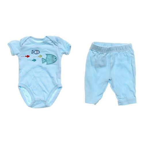 Petit Lem Adorable Bodysuit & Pants Set in size NB at up to 95% Off - Swap.com