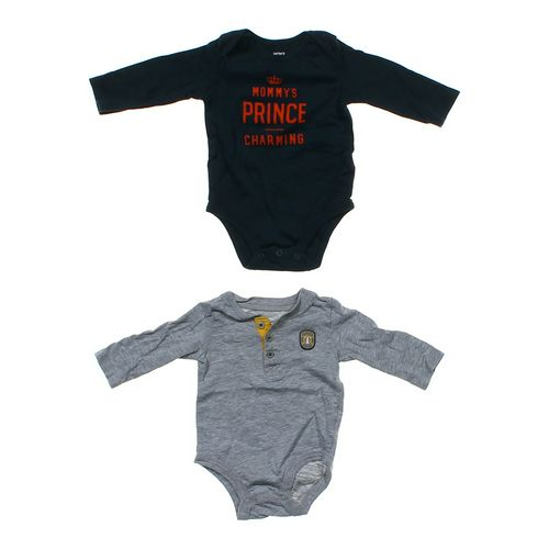 Carter's Adorable Bodysuit Set in size 6 mo at up to 95% Off - Swap.com