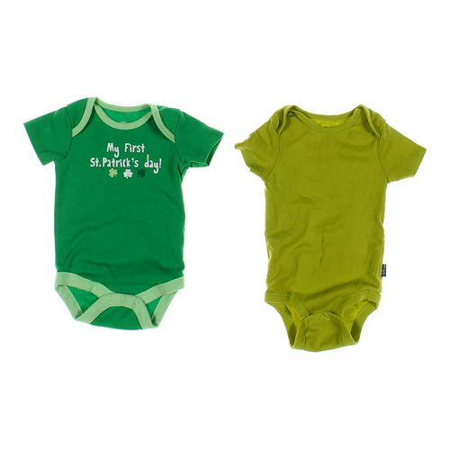 st. patricks day Adorable Bodysuit Set in size NB at up to 95% Off - Swap.com