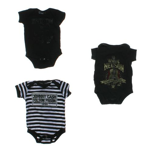 Rocker Bye Baby Adorable Bodysuit Set in size 3 mo at up to 95% Off - Swap.com