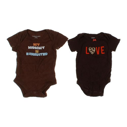 Faded Glory Adorable Bodysuit Set in size NB at up to 95% Off - Swap.com
