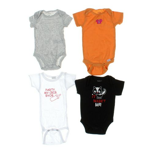 Gerber Adorable Bodysuit Set in size NB at up to 95% Off - Swap.com