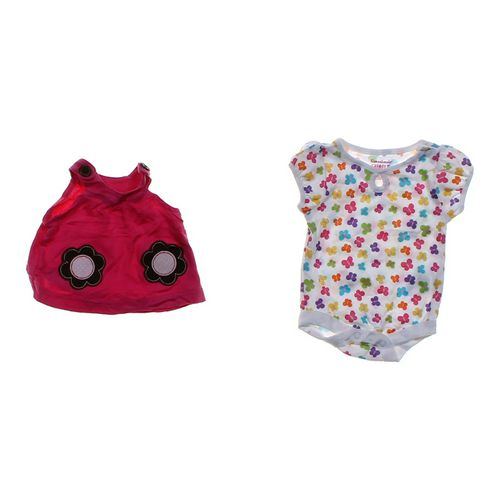 Garanimals Adorable Bodysuit & Tunic in size NB at up to 95% Off - Swap.com