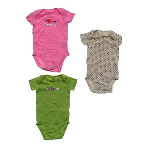 Carter's Adorable Bodysuits in size 3 mo at up to 95% Off - Swap.com