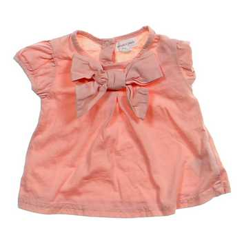 Adorable Bow Accented Shirt for Sale on Swap.com