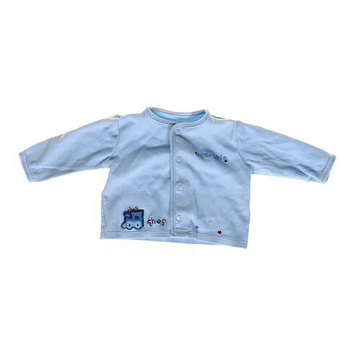 Child of Mine Adorable Button-up Shirt & Hat Set in size NB at up to 95% Off - Swap.com