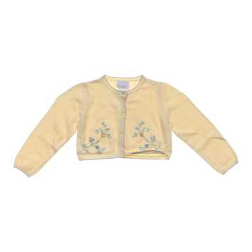 Adorable Embroidered Cardigan for Sale on Swap.com