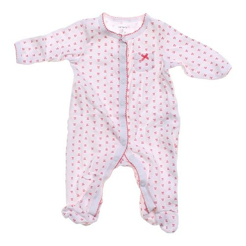 Carter's Adorable Footed Pajamas in size 3 mo at up to 95% Off - Swap.com