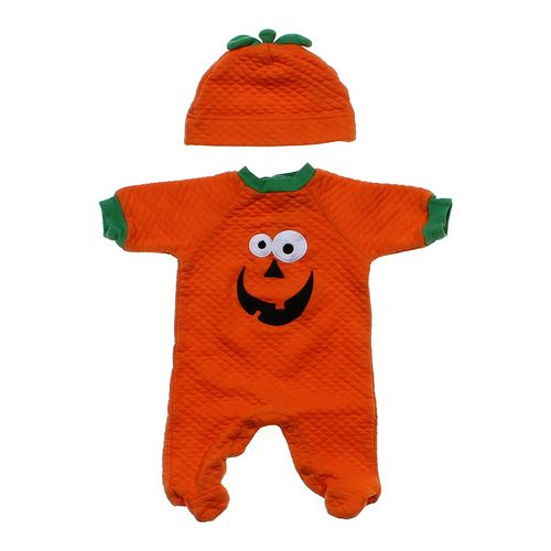 Gerber Adorable Hat & Pumpkin Bodysuit in size NB at up to 95% Off - Swap.com