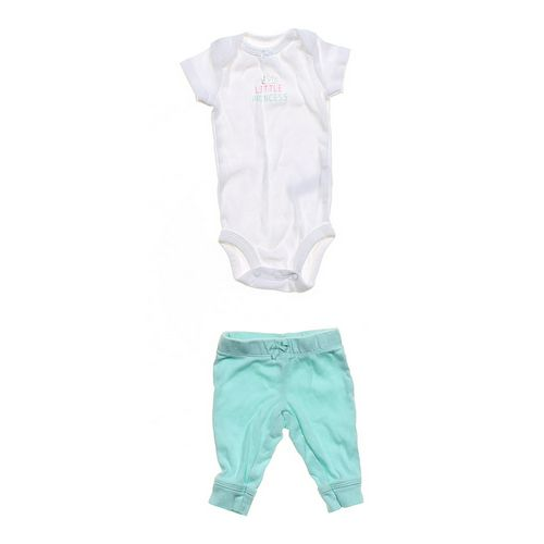 Carter's Adorable Outfit in size NB at up to 95% Off - Swap.com