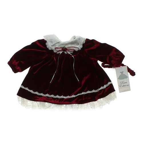 Rare Editions Adorable Party Dress in size 9 mo at up to 95% Off - Swap.com