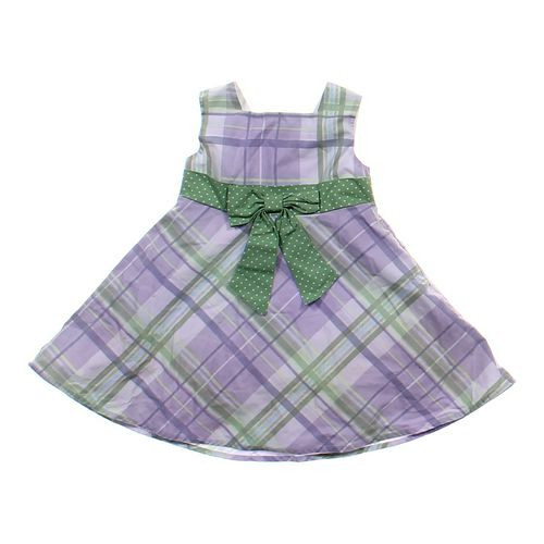Perfectly Dressed Adorable Plaid Dress in size 18 mo at up to 95% Off - Swap.com