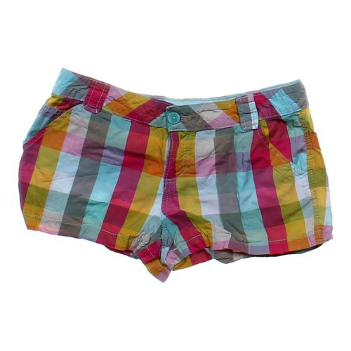 No Boundaries Adorable Plaid Shorts in size JR 9 at up to 95% Off - Swap.com