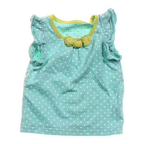 Cherokee Adorable Polka Dot Tank in size 24 mo at up to 95% Off - Swap.com