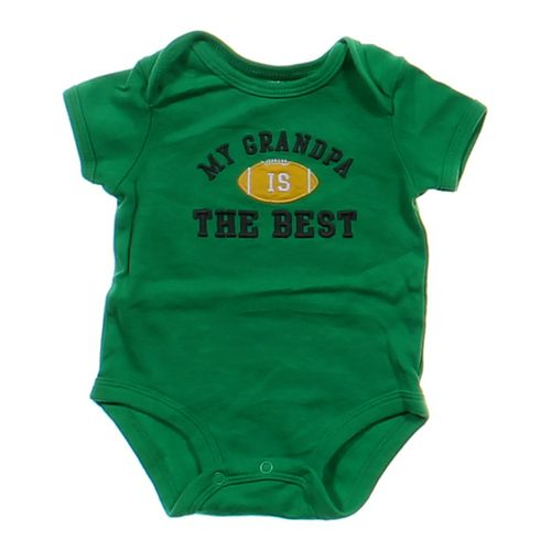 Carter's Adorable Quote Bodysuit in size 3 mo at up to 95% Off - Swap.com
