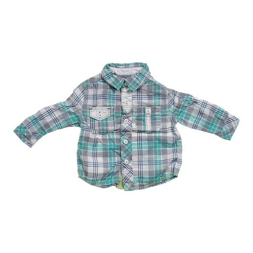 Genuine Kids from OshKosh Adorable Shirt in size 12 mo at up to 95% Off - Swap.com