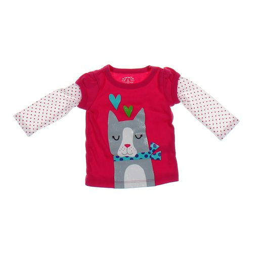 Carter's Adorable Shirt in size 6 mo at up to 95% Off - Swap.com