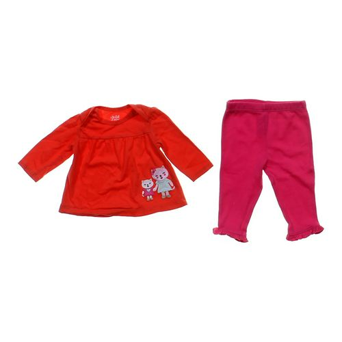Child of Mine Adorable Shirt & Leggings in size NB at up to 95% Off - Swap.com